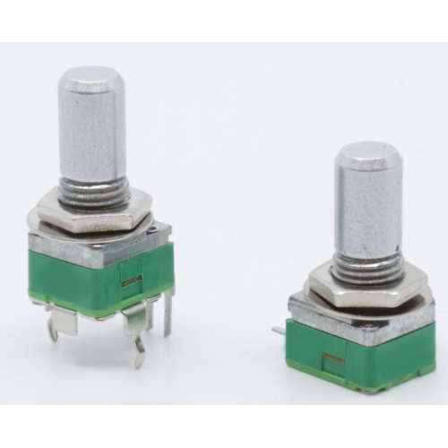 Potentiometer - Alpha, Audio, 9mm, Vertical image 4