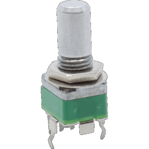 Potentiometer - Alpha, Linear, 9mm, Vertical, 11 Detents image 2