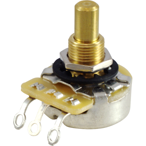 Potentiometer - CTS, J Taper, Solid Shaft, Panel Mount image 1