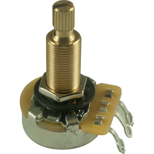"Potentiometer - CTS, Audio, Knurled Shaft, 3/4"" Bushing image 2"