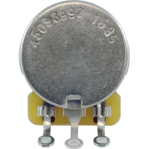 Potentiometer - CTS, 50kΩ, Reverse Audio, Solid Shaft image 2