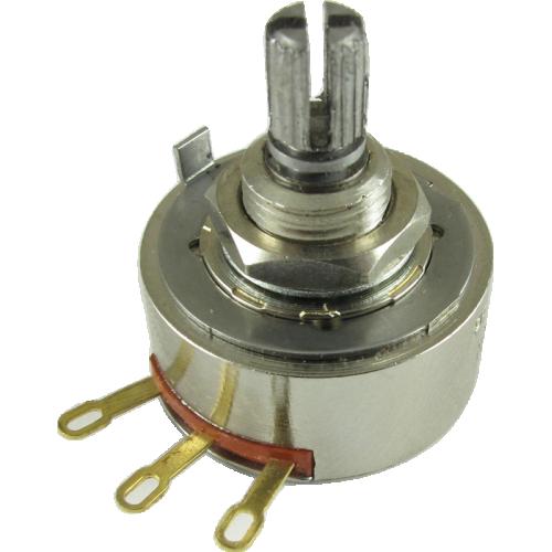 Potentiometer - PEC Guitar, Audio, Split Shaft image 1