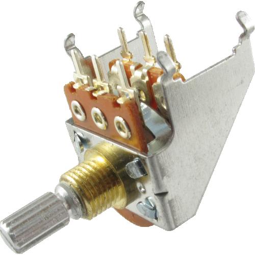 Potentiometer - Peavey, 100kΩ, Dual, Bracket image 1