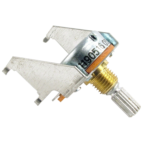 Potentiometer - Peavey, Audio, Mini, Bracket image 1