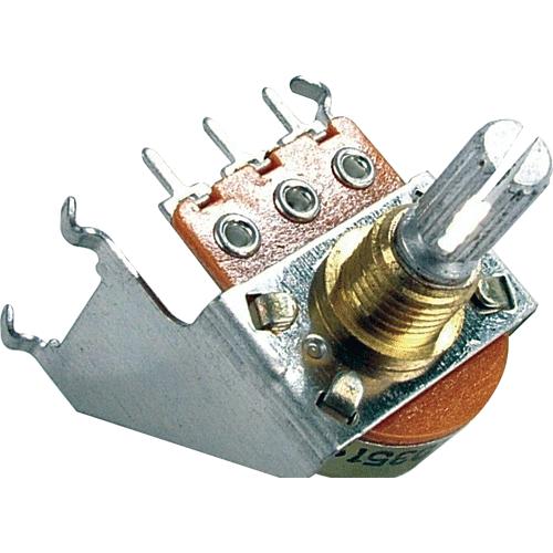 Potentiometer - Peavey, 10kΩ, Reverse Audio, PC Mount image 1