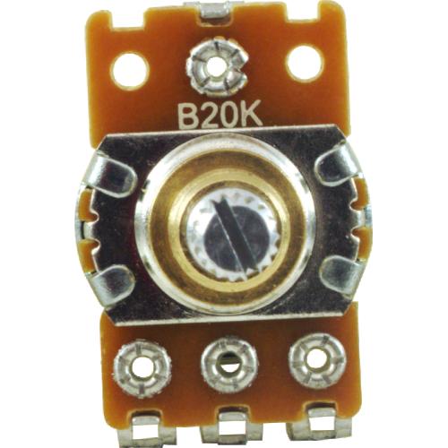 Potentiometer - Peavey, 20kΩ linear S-Taper, Spider image 2
