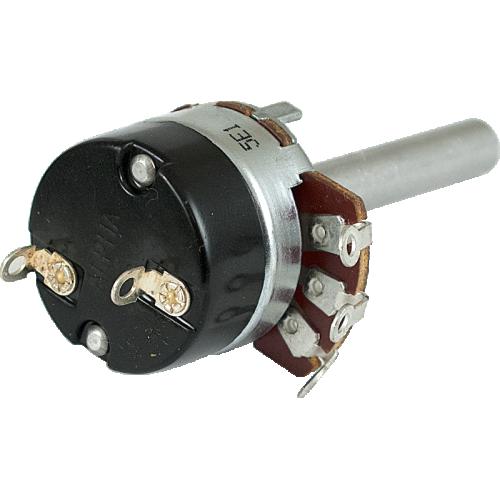 Potentiometer - Alpha, Audio, SPST Switch image 2