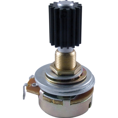 Potentiometer - Wah replacement pot with gear image 1