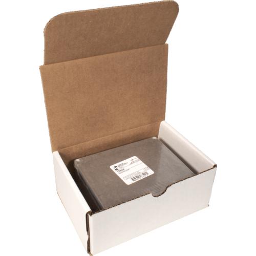 """Pedal Box - 7 ⅛"""" x 5"""" x 3"""", Fits 1590XX, 1590X image 2"""