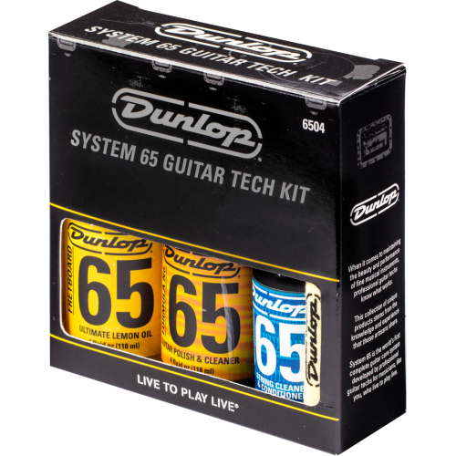 Tech Kit - Dunlop, Guitar care products image 2