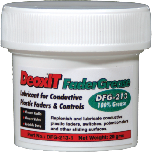 DeoxIT® Fader Grease - Caig image 1