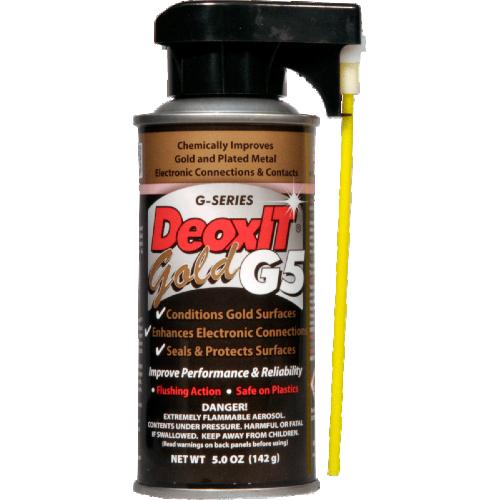 DeoxIT® Gold G5 - Caig, spray applicator image 1