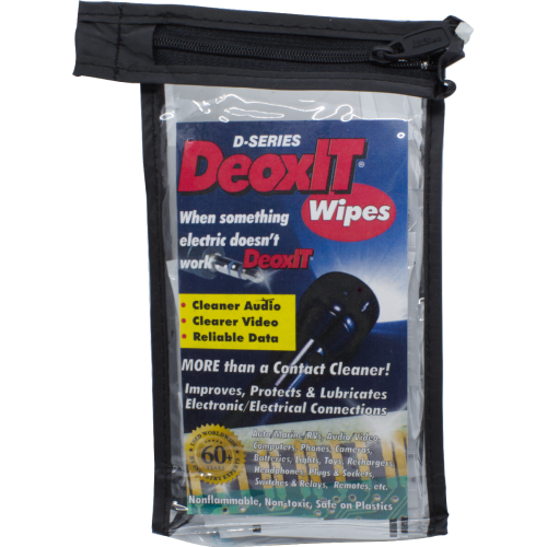 DeoxIT® - Caig, Wipes, 100% solution, set of 50 image 2