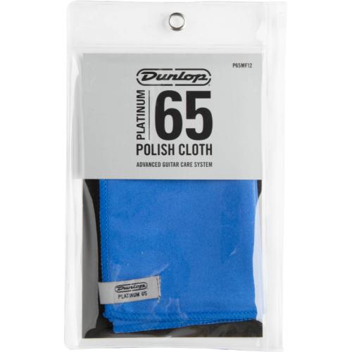 Microfiber Cloth - Dunlop, Platinum 65 image 1