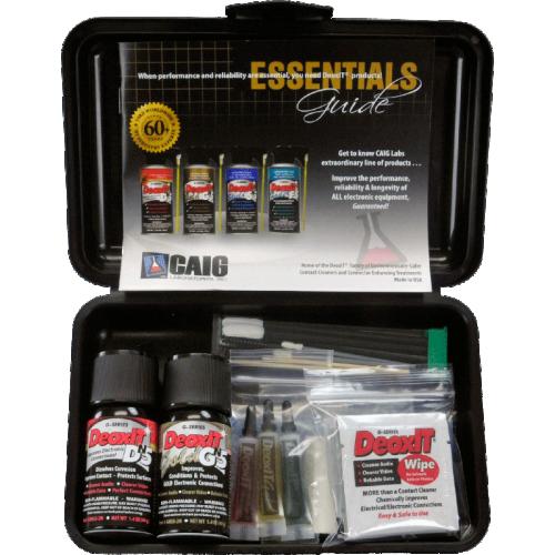 Audio / Video Survival Kit - Caig image 1