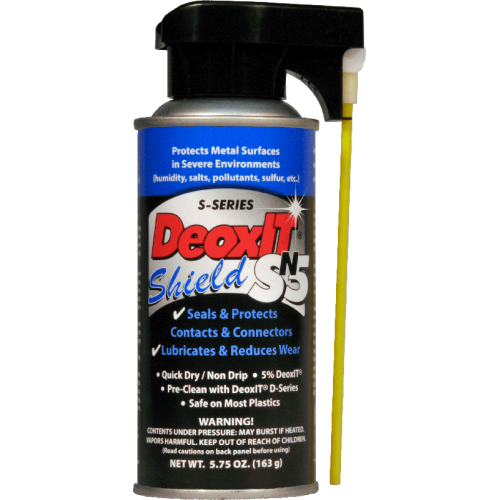 DeoxIT® - Caig, Shield SN5 Spray, 5% solution image 1