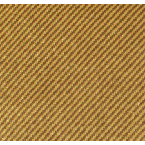 "Tolex - Light Brown Diagonal Striped Vinyl Tweed, 54"" Wide image 1"