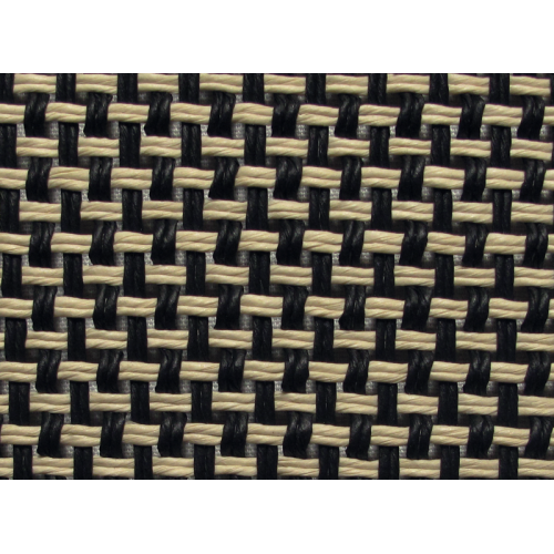 "Grill Cloth - Marshall, Salt & Pepper, 32"" Wide image 1"
