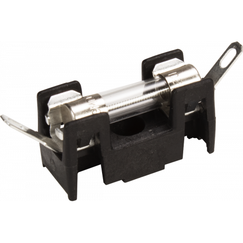Fuse Block - For GMA / GMD Fuses, Low Profile image 3