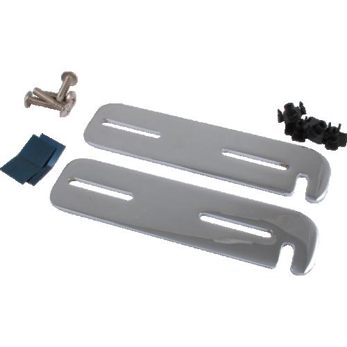 Piggyback Hardware - Fender, Clip Bars image 1