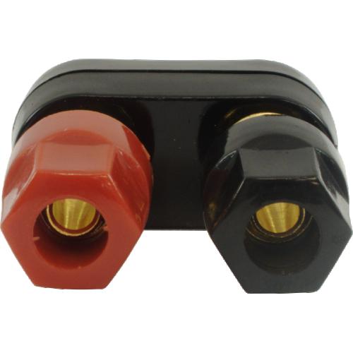 Binding Post - Dual, Gold-Plated, for banana plugs image 3