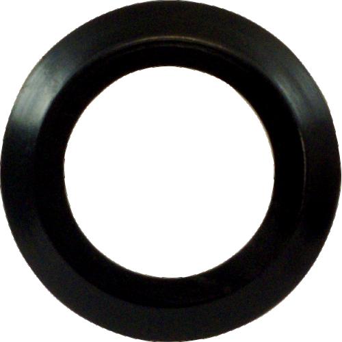Bezel - Cliff, Black for S4 Jack Socket image 1