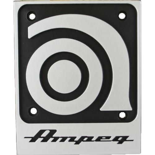 "Logo - Ampeg, ""A"" symbol, plastic image 1"