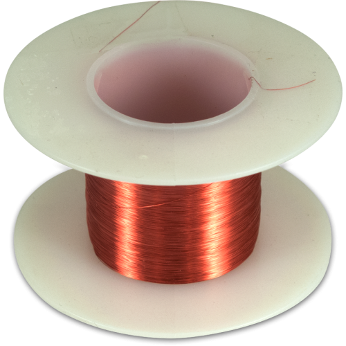 Pickup Parts - Magnet Wire, 40 Gauge, 750' spool image 1