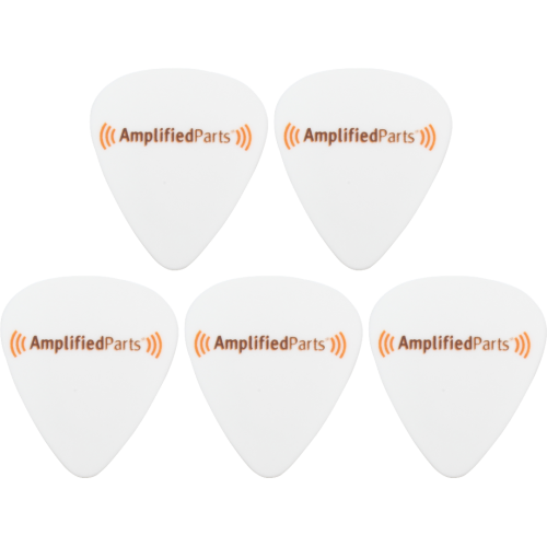 Guitar Picks - Tortex, 351, Amplified Parts image 1