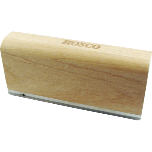 Fret Leveling File - Diamond, 600 grit, Wooden Grip image 1