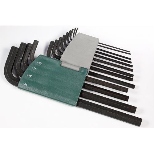 Hex Key Set - Allen®, Long Arm, 13 Piece, SAE image 2
