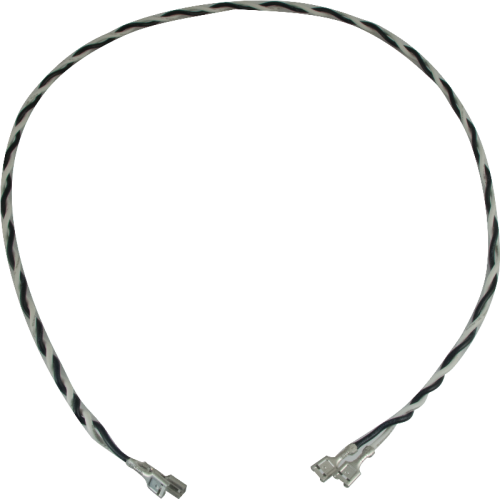 Speaker Connectors - Twisted Wire, Pair image 1