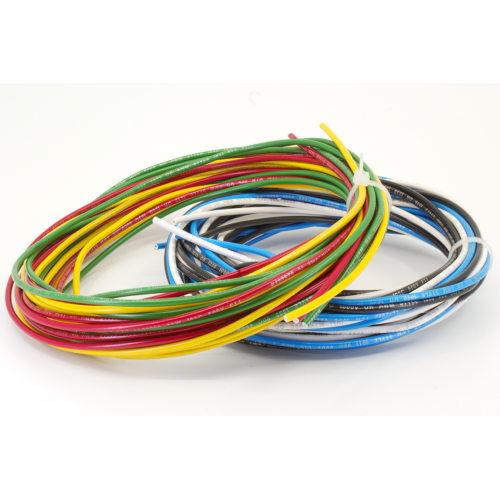 Wire - 22 AWG Stranded Core, PVC, 600V, Variety Pack image 1