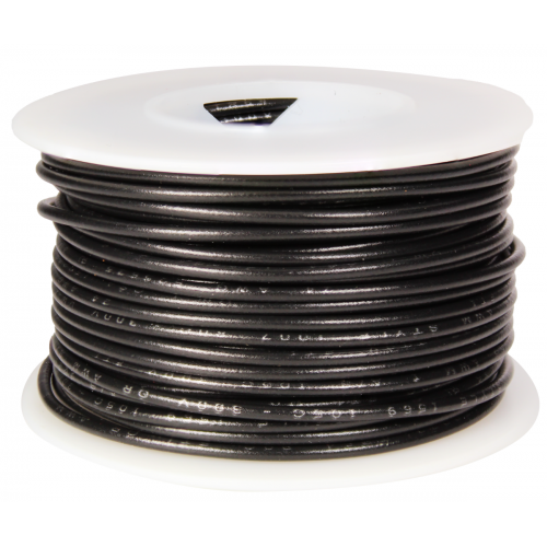 Wire - Weico, 24AWG Stranded, Top Coat Pre-Tinned, 300V, 50 Feet image 2