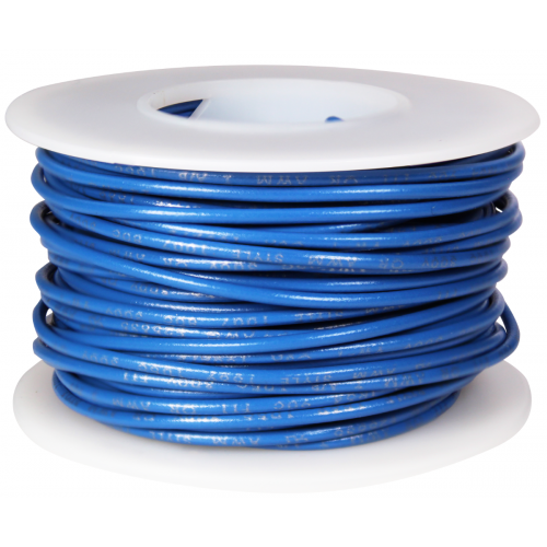 Wire - Weico, 24AWG Stranded, Top Coat Pre-Tinned, 300V, 50 Feet image 3