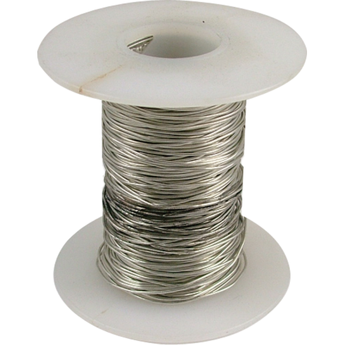 Wire - Bus, 100 foot Spool, tinned copper image 1