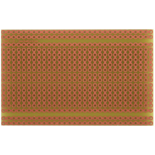 """Breadboard - Solderable PCB, 3.75"""" x 1.85"""", Mounting Holes image 3"""