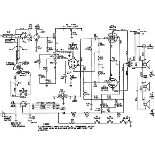 schematic service