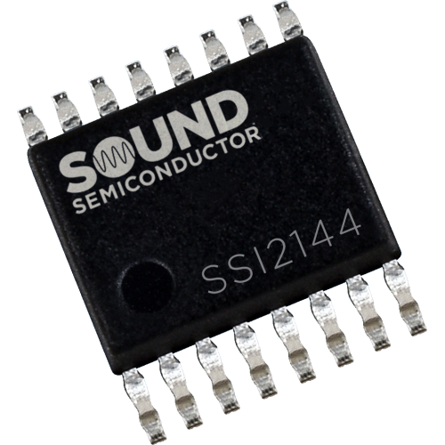 Integrated Circuit - SSI2144, Ladder VCF, Sound Semiconductor image 1