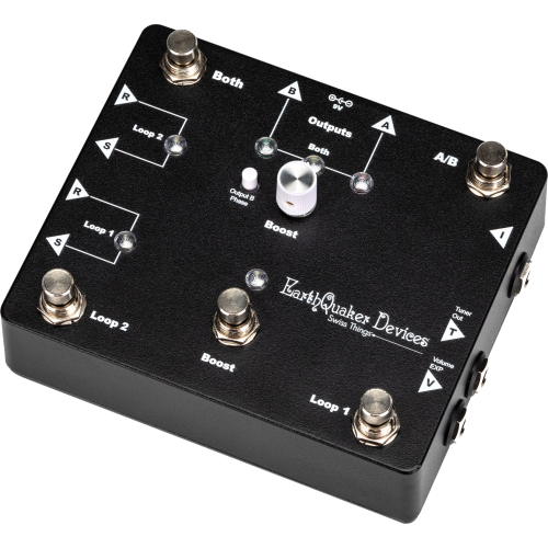 Effects Pedal – EarthQuaker Devices, Swiss Things®, Pedalboard Reconciler image 3
