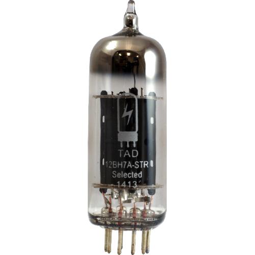 Vacuum Tube - 12BH7A-STR, Tube Amp Doctor, Premium Selected image 1