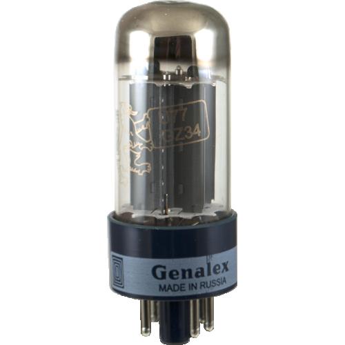 Vacuum Tube - 5AR4 / GZ34 / U77, Genalex Gold Lion image 1