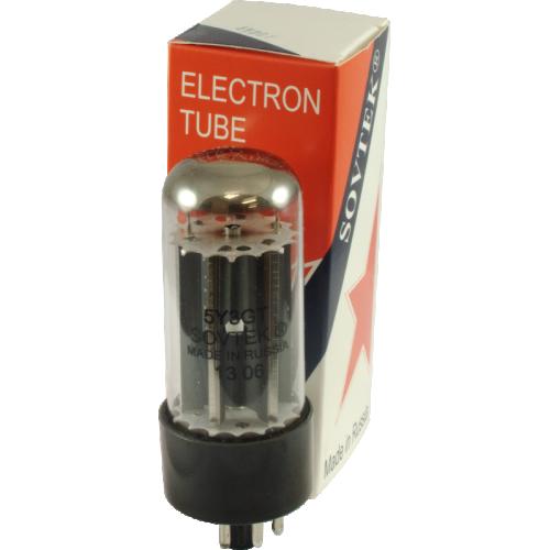 Vacuum Tube - 5Y3GT, Sovtek image 2