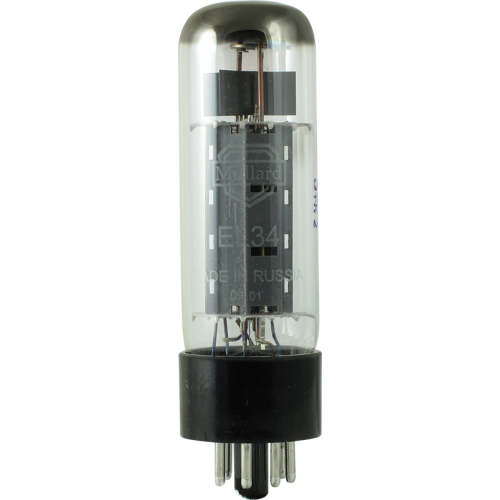 Vacuum Tube - EL34, Mullard Reissue image 1