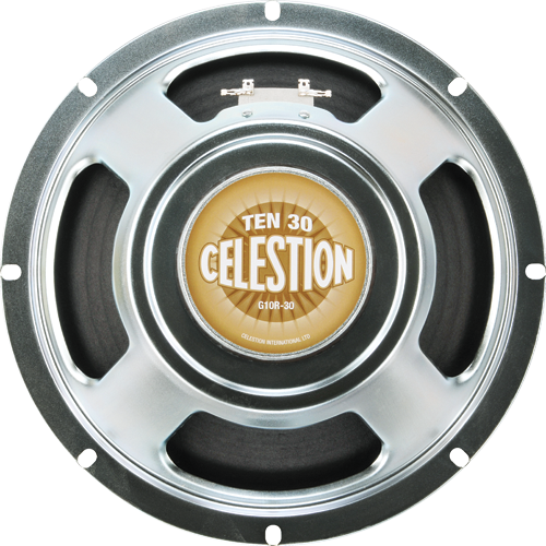 "Speaker - Celestion, 10"", G10R Ten 30, 30W image 1"