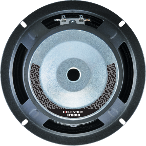 "Speaker - Celestion, 8"", T.F. Pro Component, 150 watts image 1"