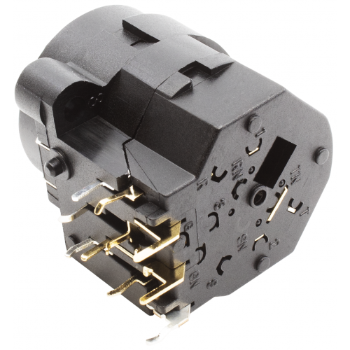 "XLR Jack - Amphenol, 3-Pole, PC Mount, 1/4"" Stereo Jack image 2"