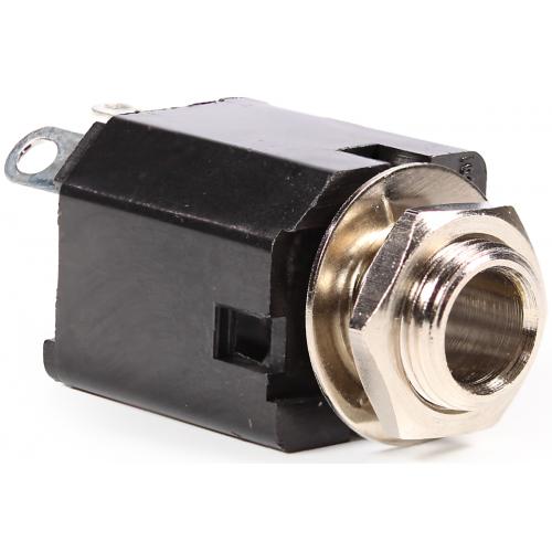 "1/4"" Jack - Switchcraft, Enclosed, Mono, Shunt Tip image 1"
