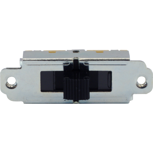 Switch - Switchcraft, Slide, DPTT, 3-Position image 2