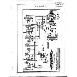 A. H. Grebe & Co. HS-11